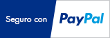 Compra segura con PayPal